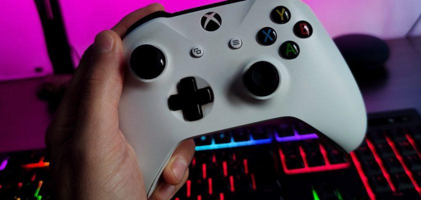 Brancher une manette Xbox sur ordinateur