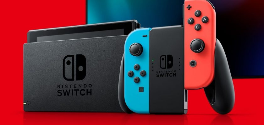 Nintendo Switch V2