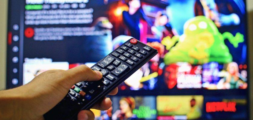 Écran TV haute résolution